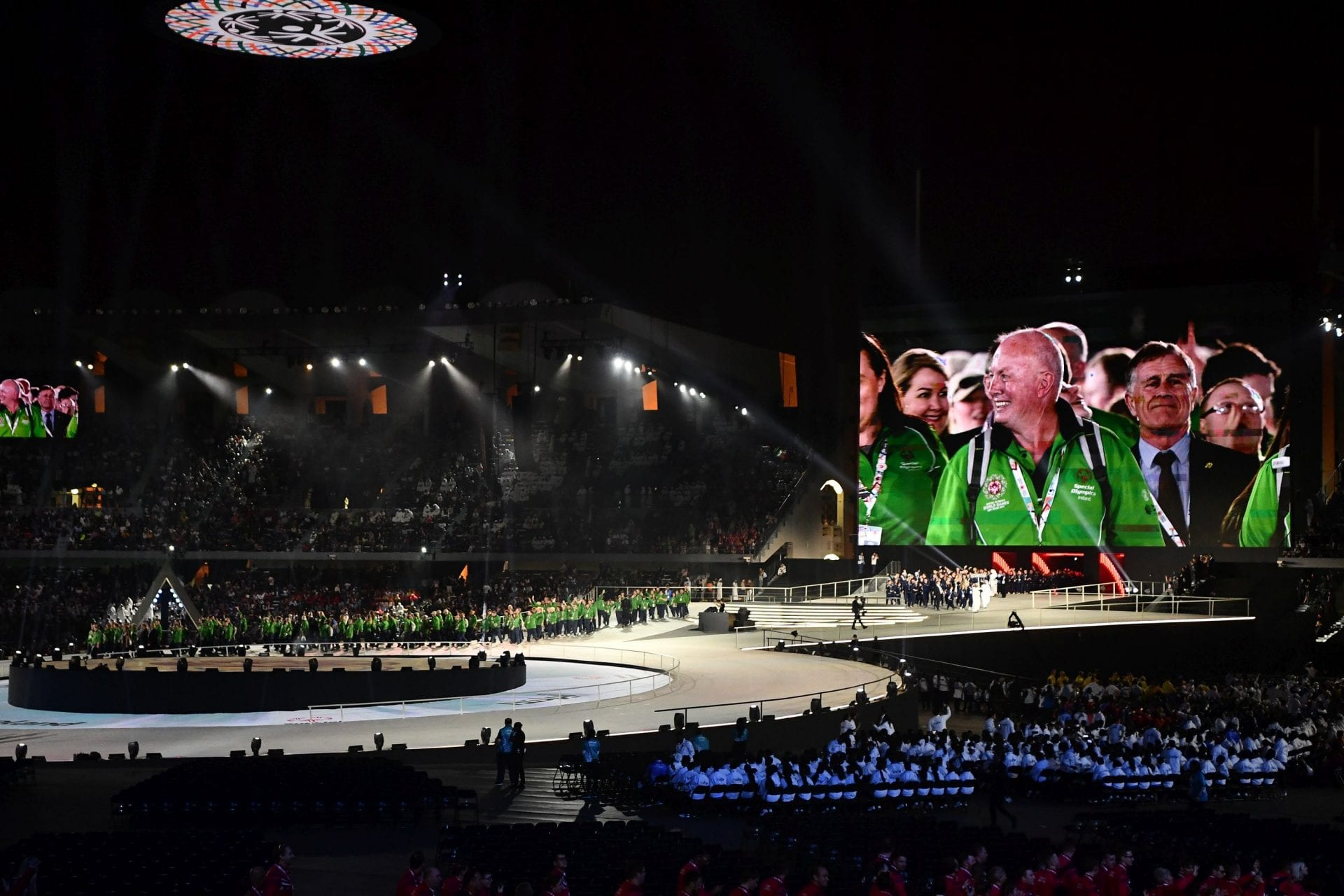 Team Ireland Special Olympics