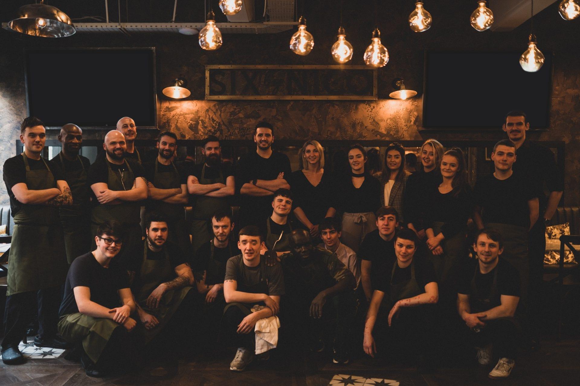 Six by Nico' Belfast