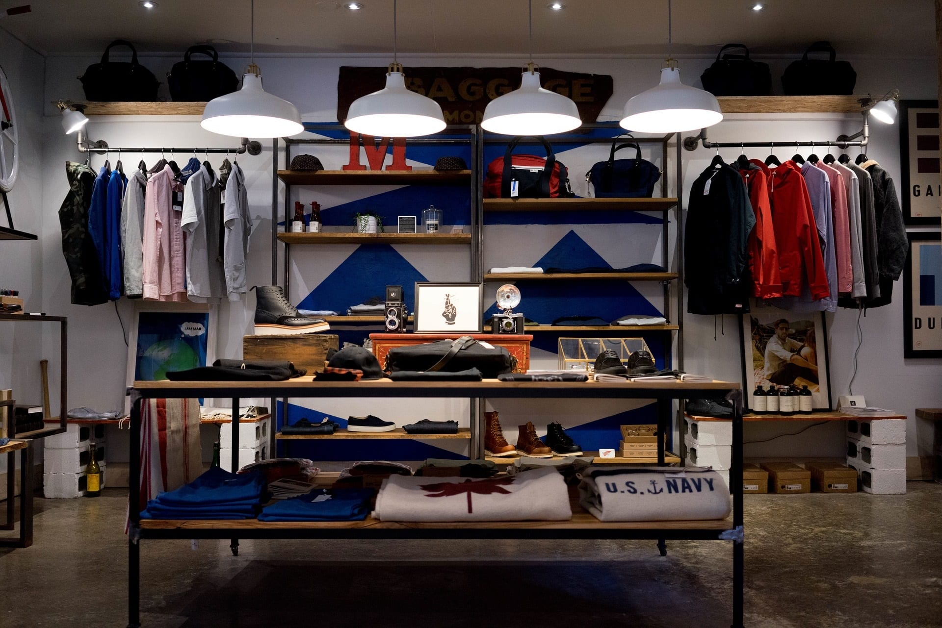 4 trends in the retail industry