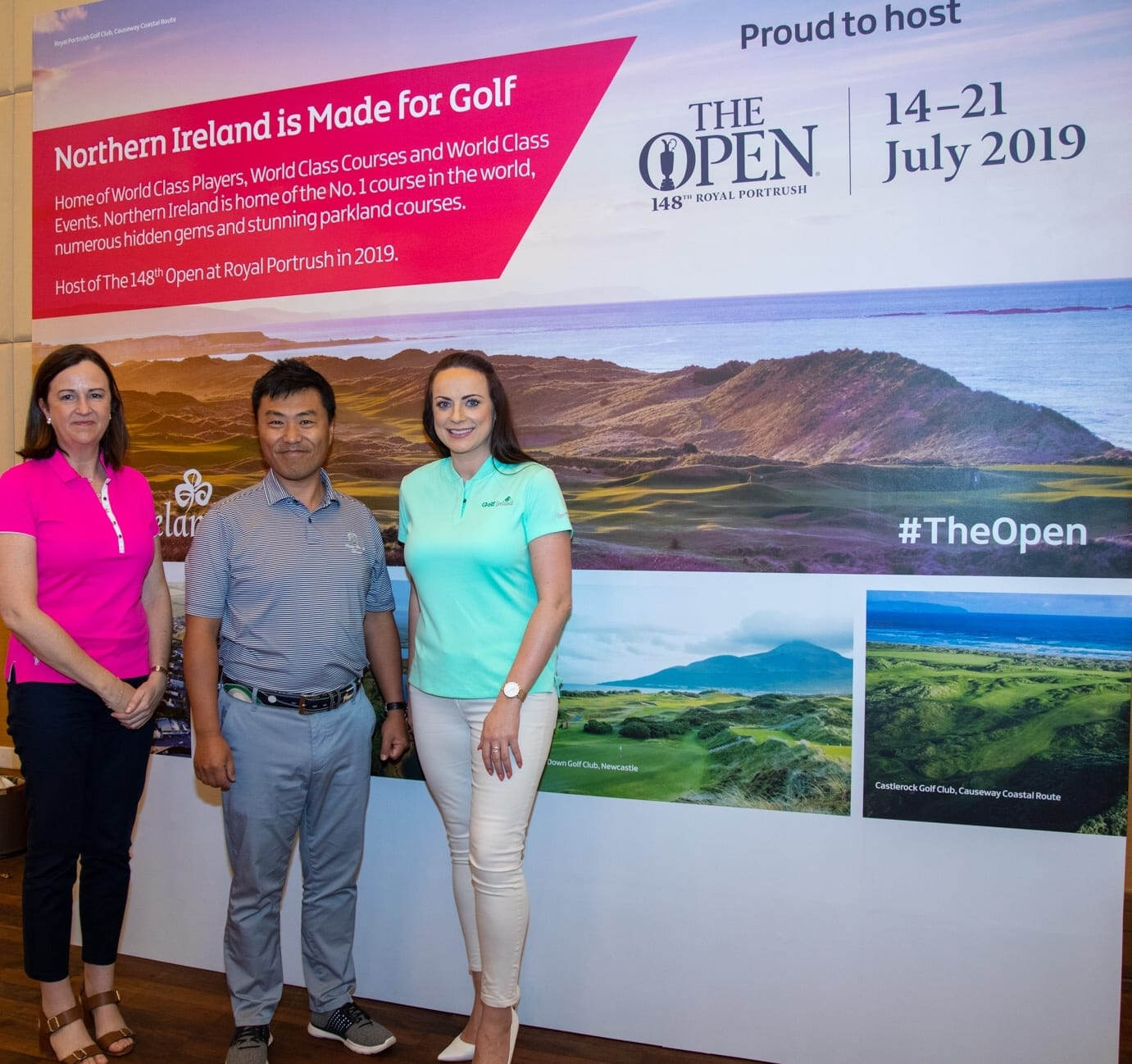 Asia Golf Tourism Convention