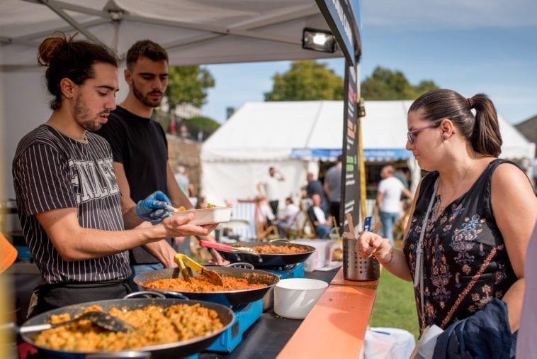 Hillsborough Castle and Gardens Food Festival 2019