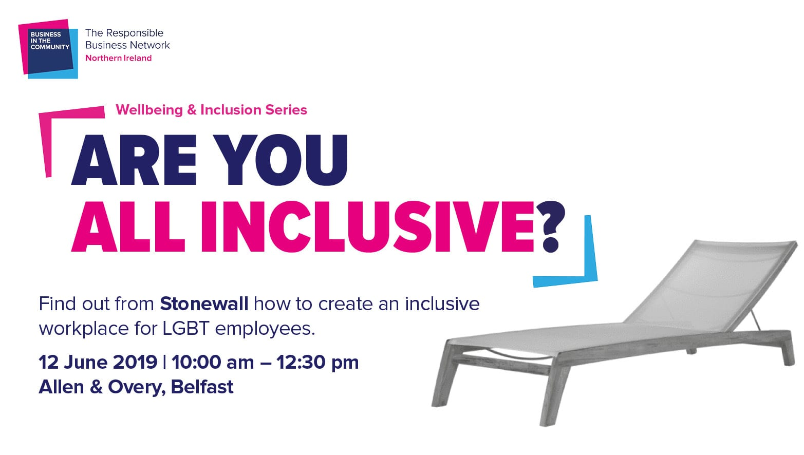 Business in the Community's Wellbeing and Inclusion series