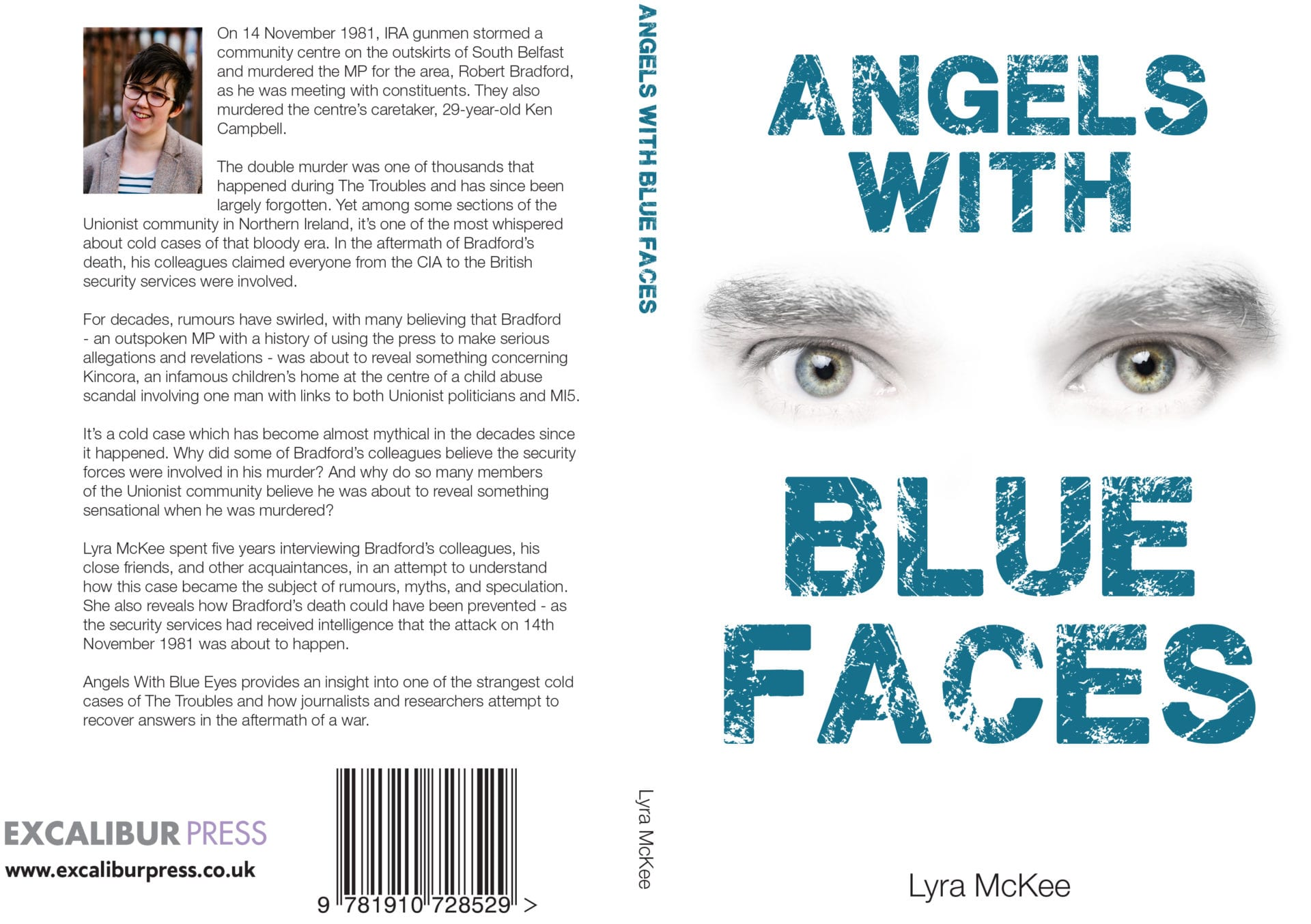 Angels With Blue Faces