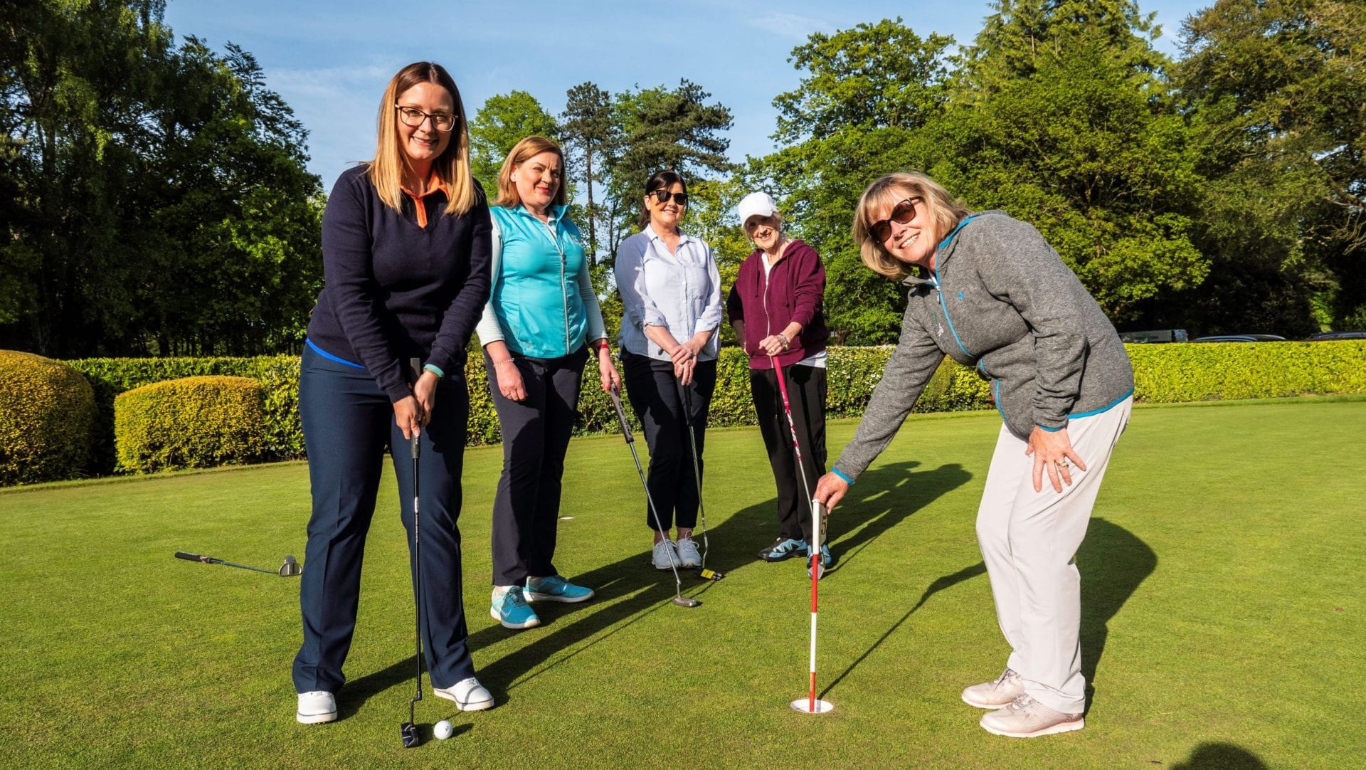 International Women's Golf Day