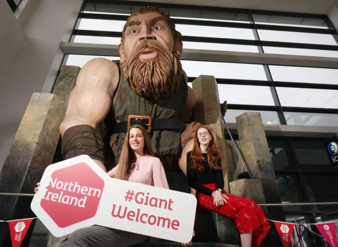 Giant Welcom