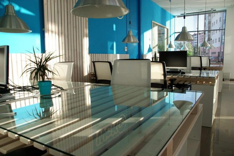 design the perfect office