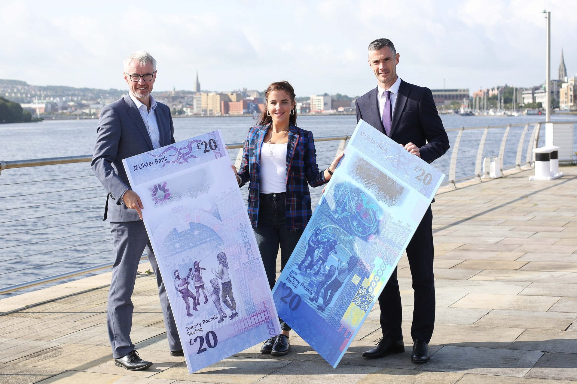 Ulster Bank has revealed £20