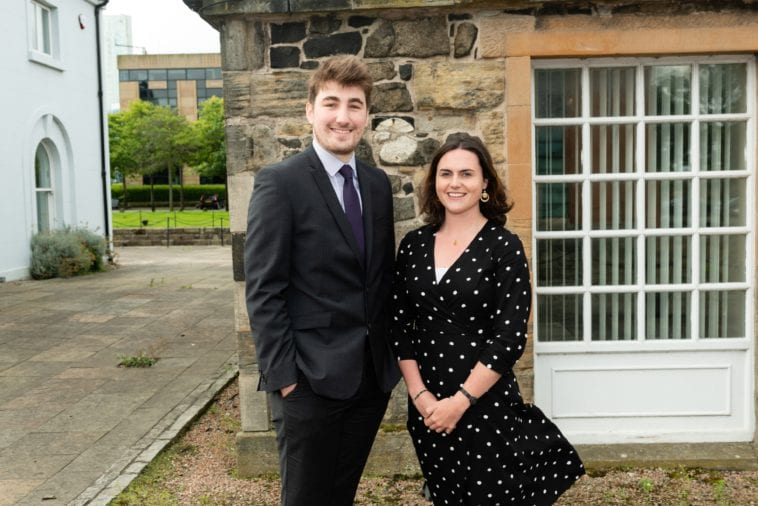 This week, we caught up with two summer interns at Belfast's Baker Tilly Mooney Moore, a leading Northern Ireland provider of accountancy and business services, about their time at the firm.