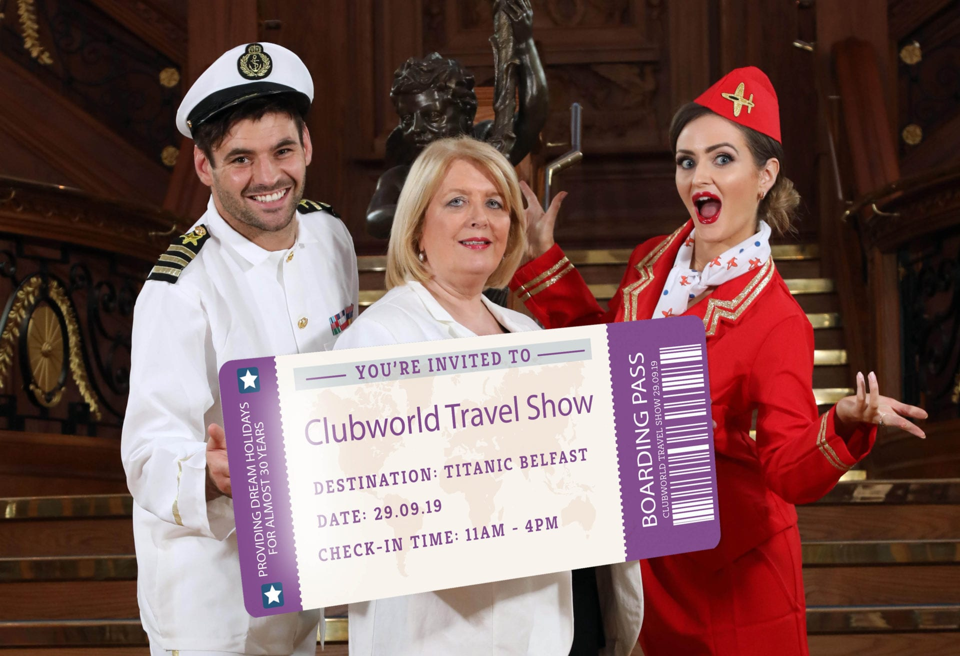 Clubworld Travel Showcase
