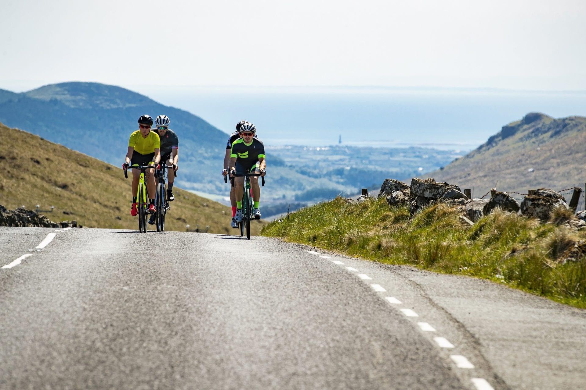 Etape Mourne Cycling Sportif