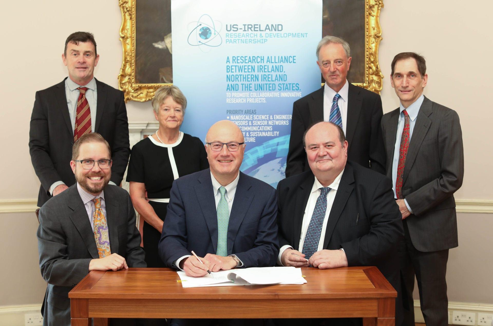 US-Ireland R&D partnership