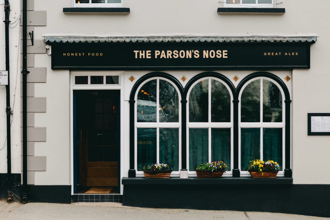 The Parson's Nose