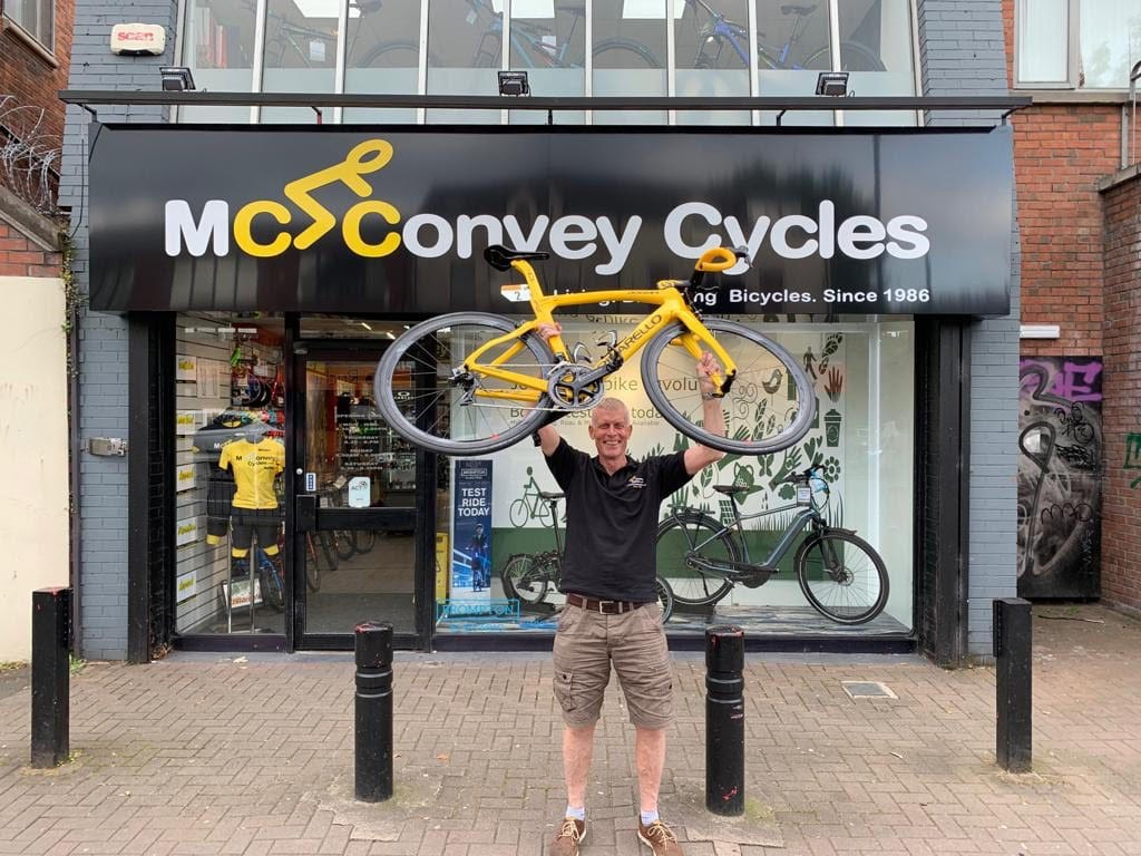 McConvey Cycles