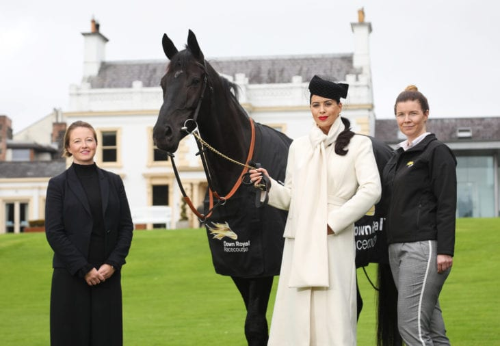 With the Ladbrokes Grade 1 Champion Chase the highlight of the race card, it is no less competitive away from the race track with the 'Best Dressed Lady Competition' taking place on Saturday 2nd November,