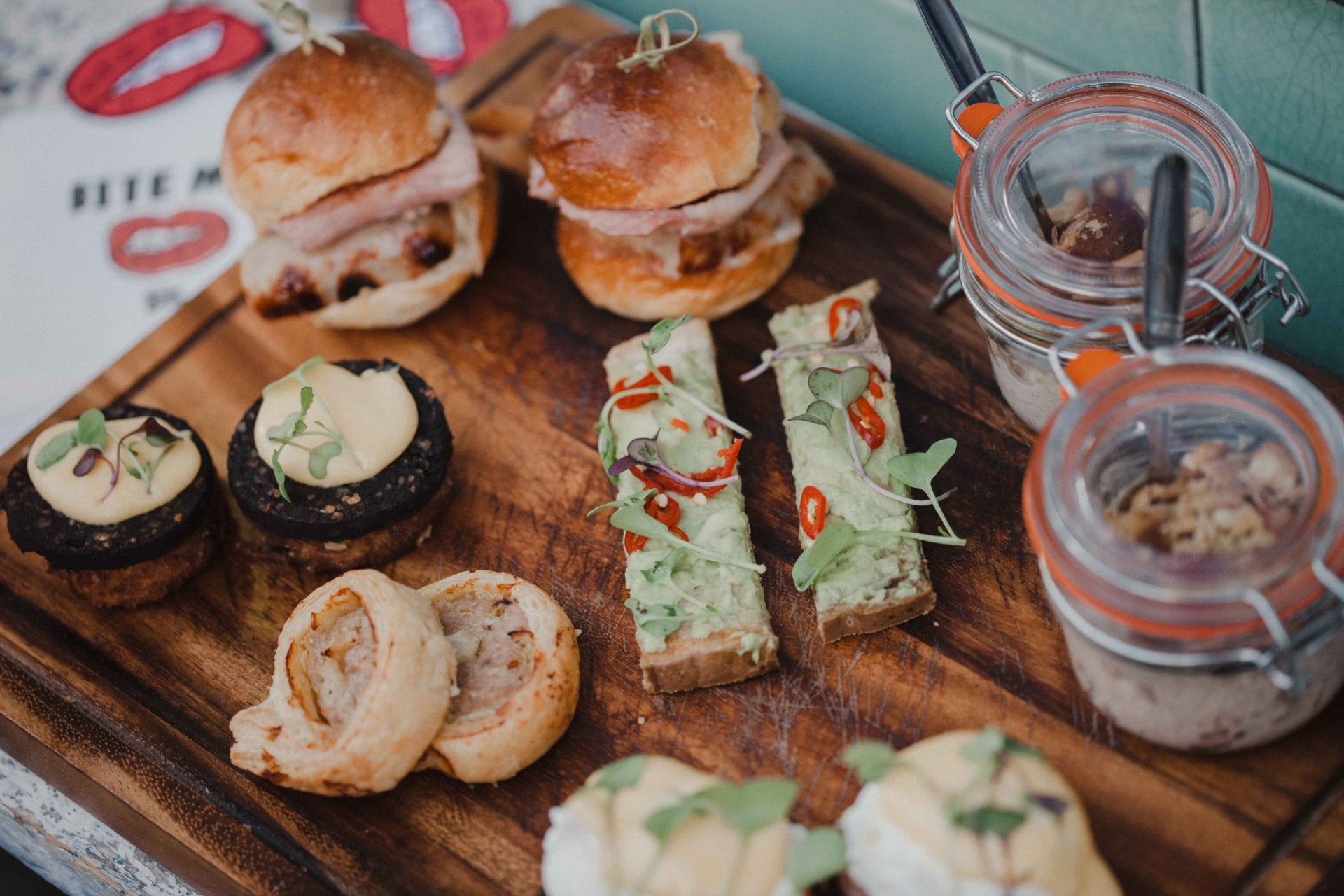 The full brunch menu can be found at madeinbelfastni.com