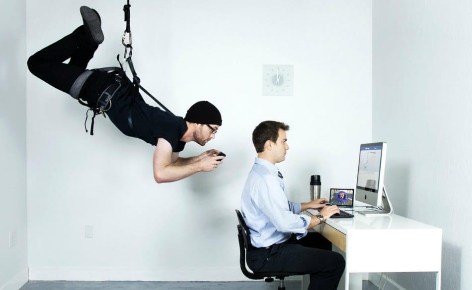 Monitoring employees at work