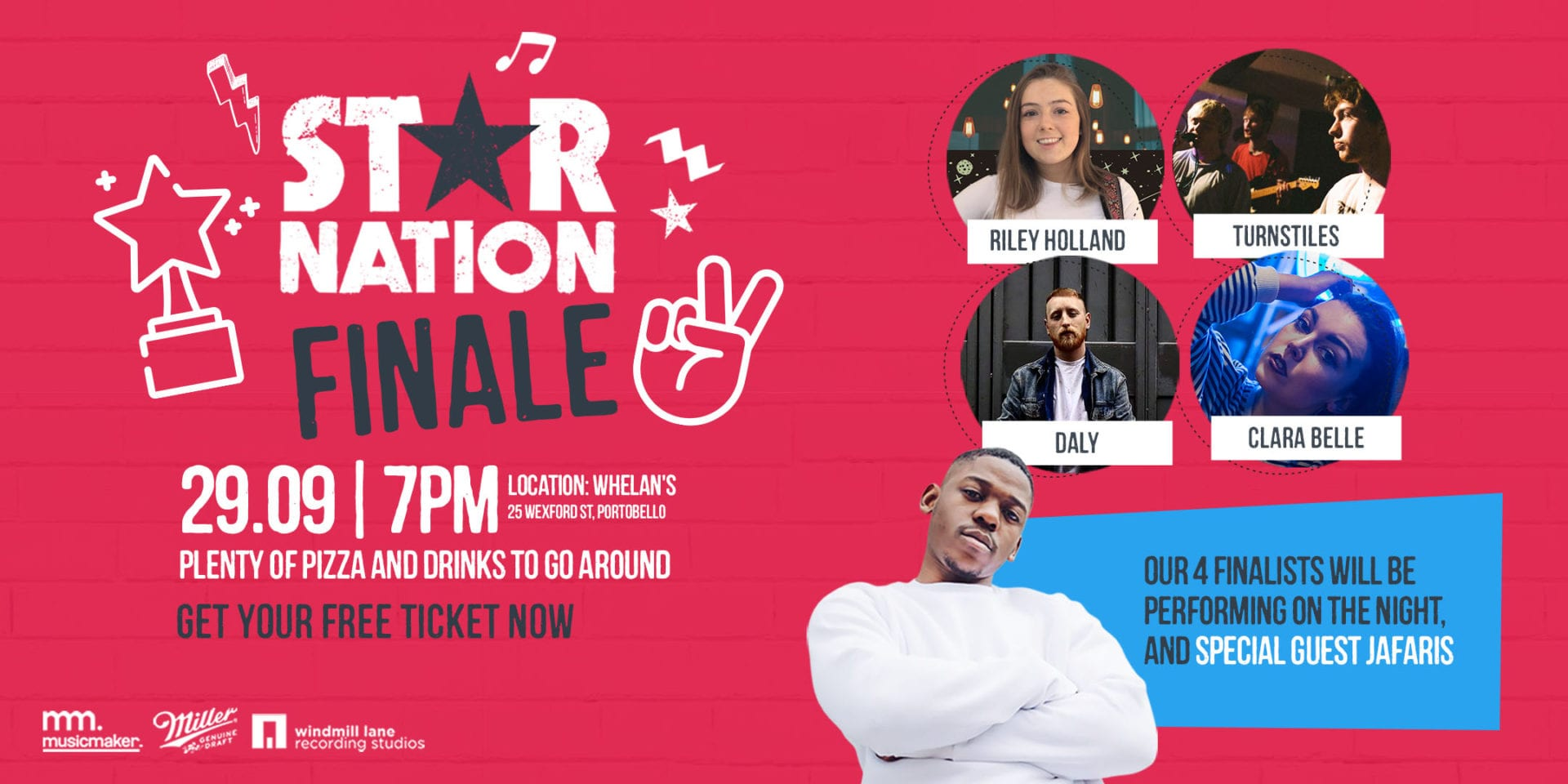 Tickets available for Star Nation Live Final · BUSINESSFIRST