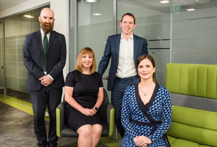 Corporate law firm A&L Goodbody has announced the promotion of three new associates at its Belfast office.