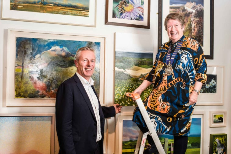 KPMG renews sponsorship as Royal Ulster Academy Exhibition 2019 kicks off