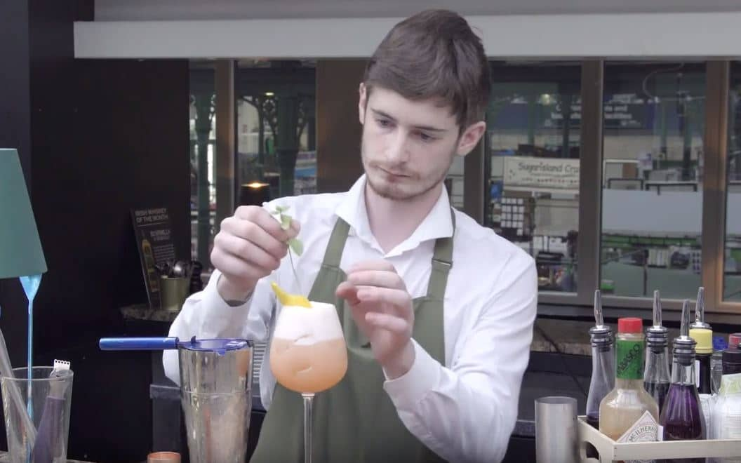 The Art of Cocktail Mixing