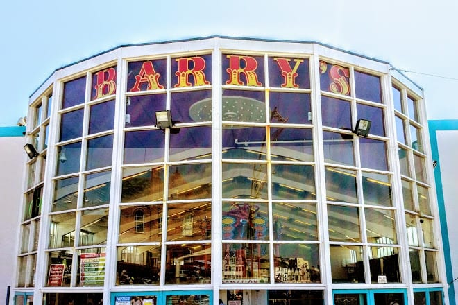 Barry's Amusements Portrush goes on the market