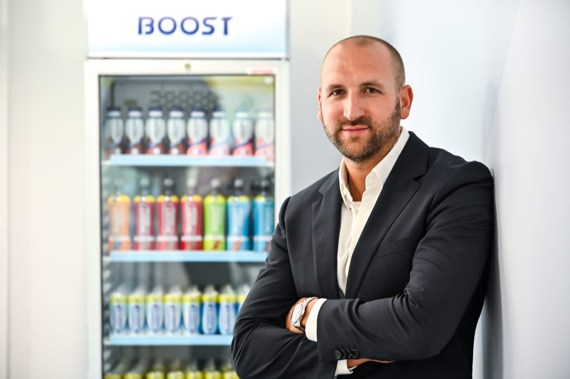 Boost Drinks appoints Adrian Hipkiss as Marketing Director