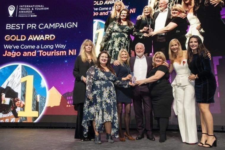 Tourism NI and Jago Communications