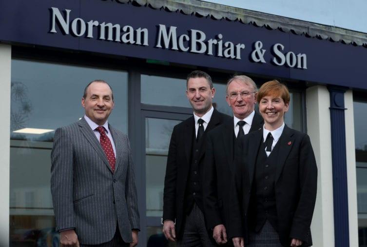 Norman McBriar & Son