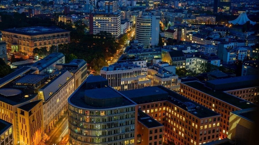 conference hotels in Berlin