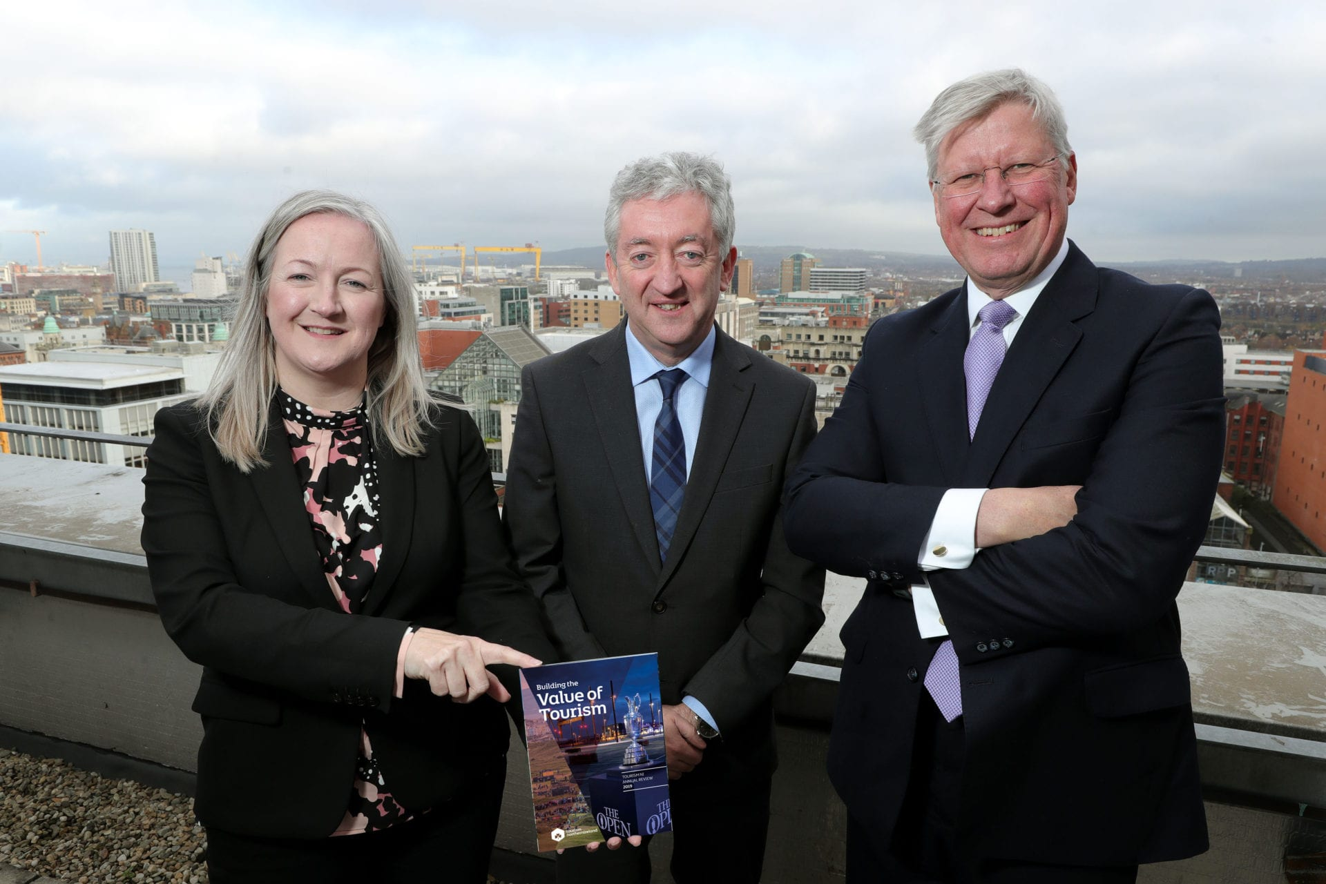 ourism NI's Annual Review