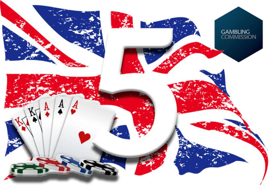 op 5 gambling companies