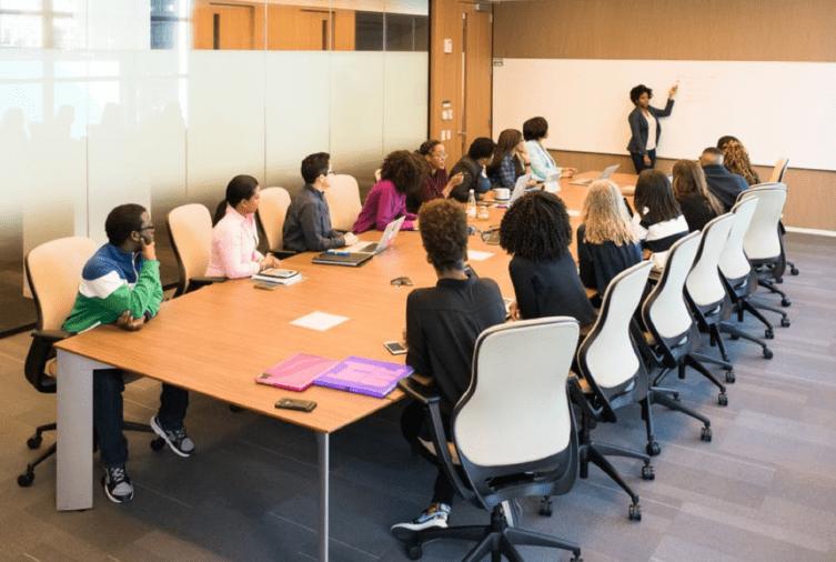 business etiquette class