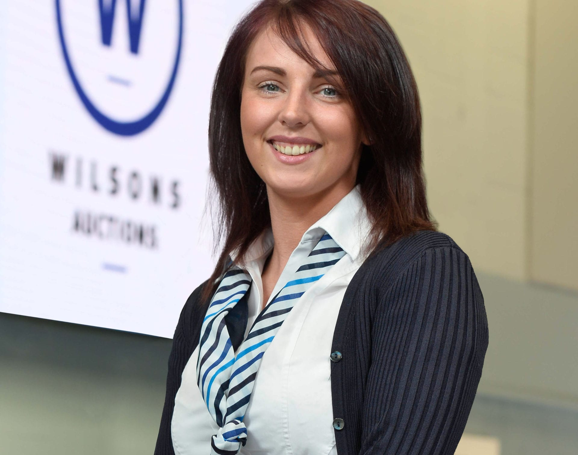 Amber McCullough is the new Auction Support Supervisor at Wilsons Auctions