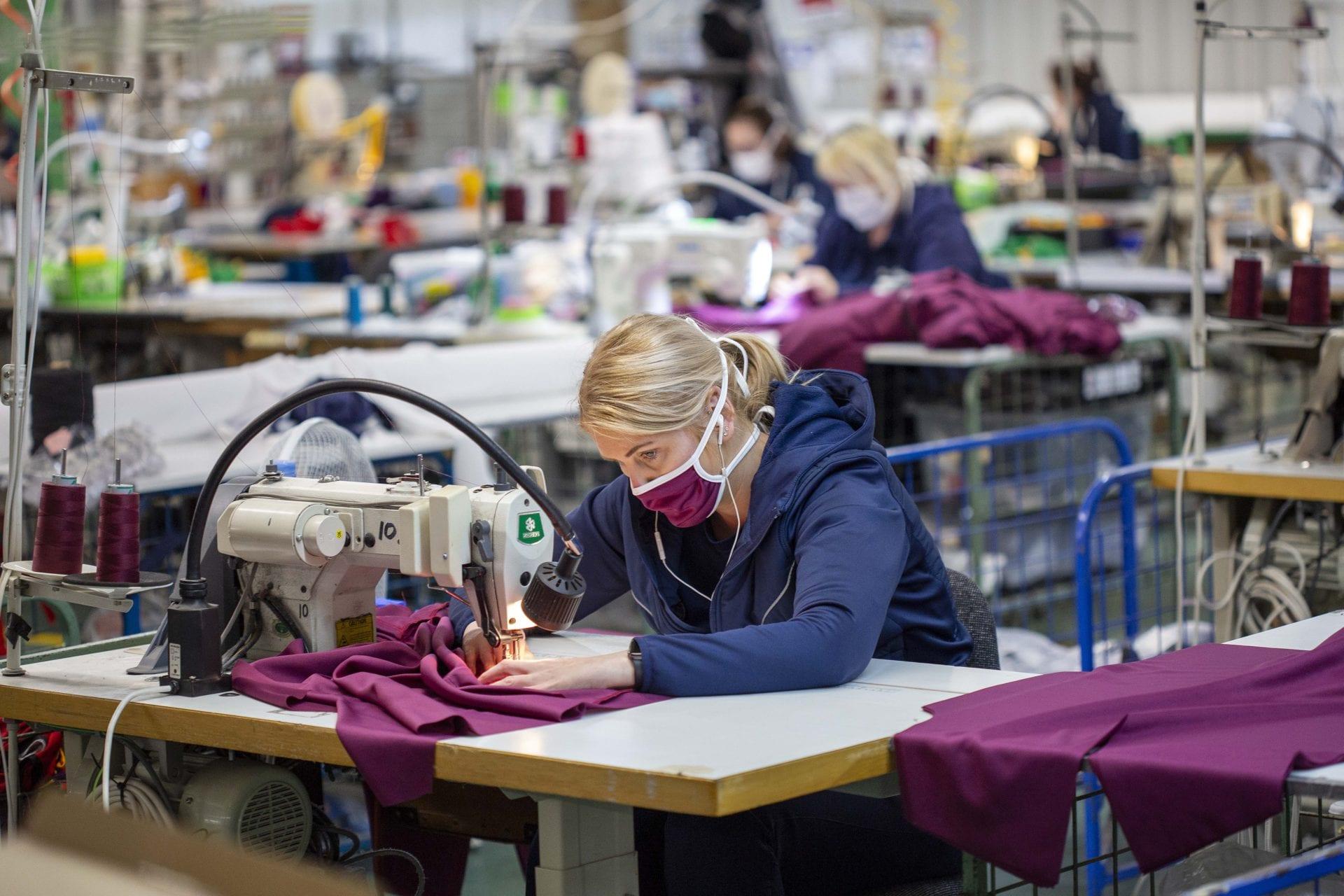 manufacture of scrubs