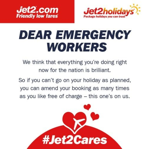 brilliant NHS and Emergency Service Workers