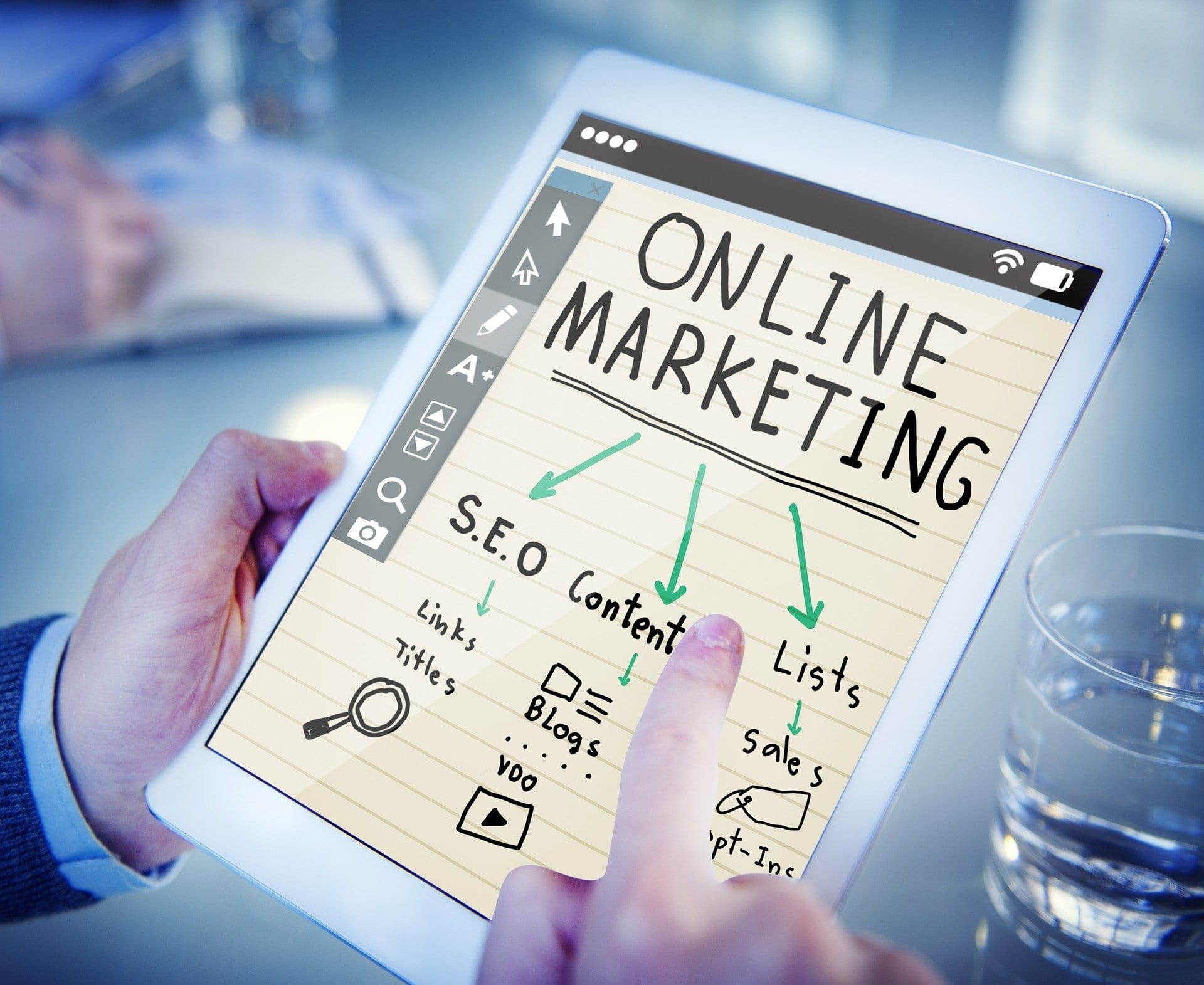 digital marketing, conversions