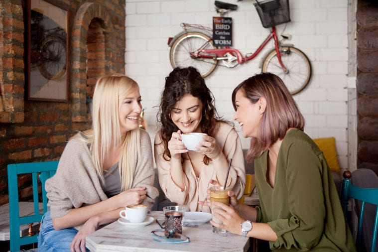 Most women have a best friend group, the women closest to us in our lives that we share unforgettable memories with.