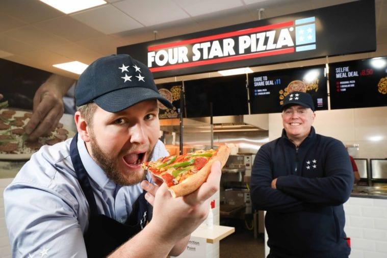 Four Star Pizza Craigavon