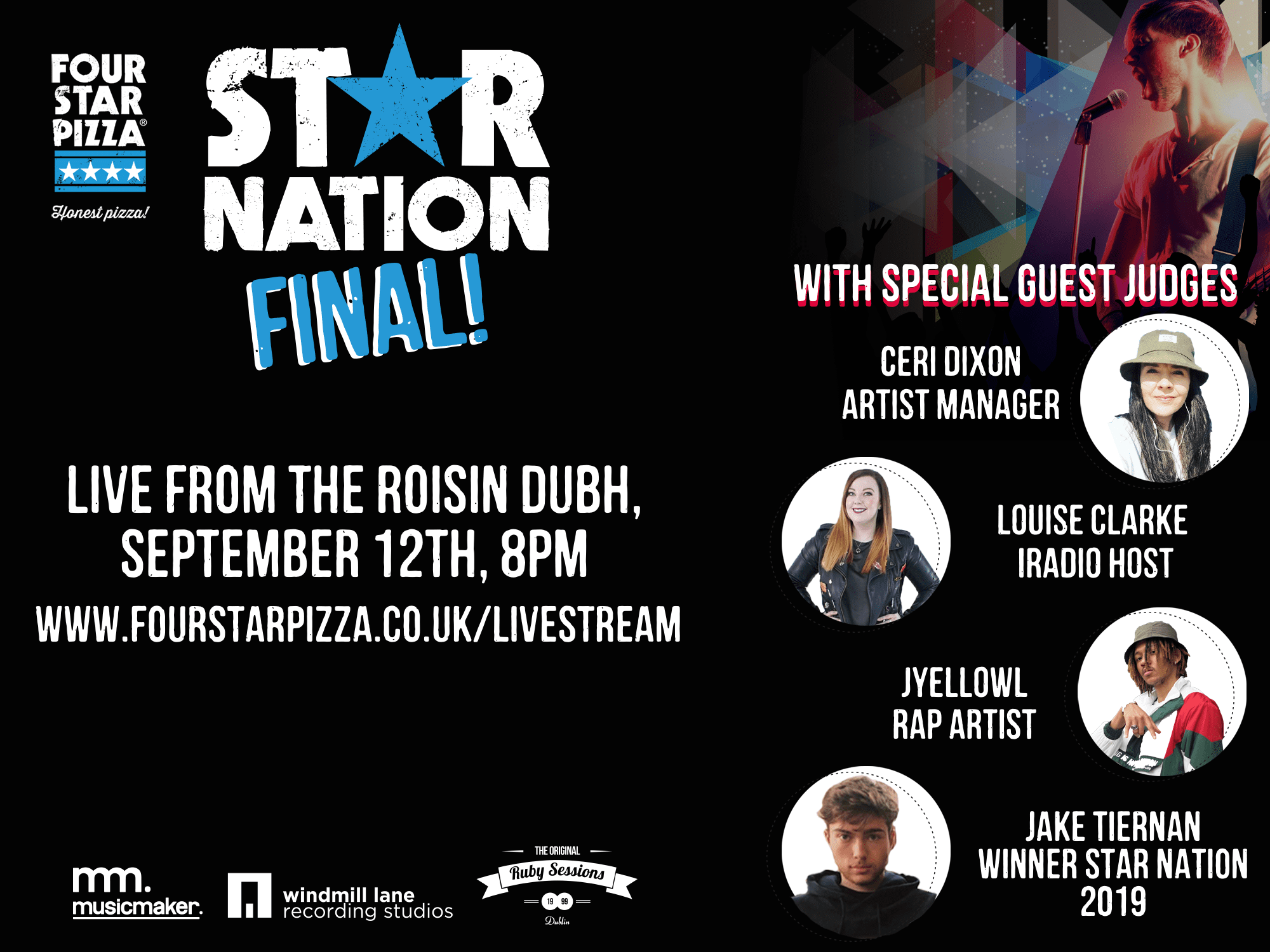 Star Nation Final To Go Ahead Via Live Online Stream Businessfirst