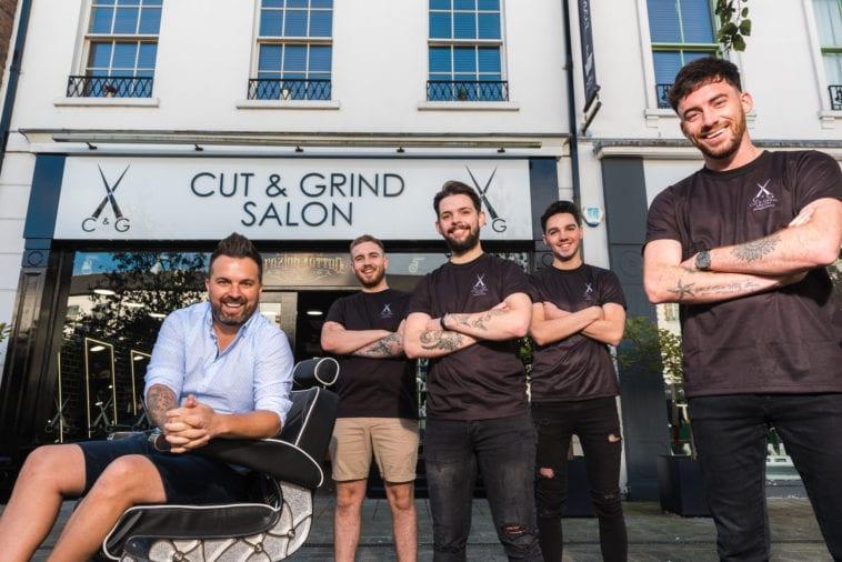 Cut & Grind barbershop