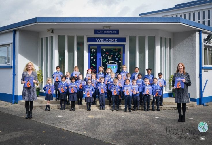 St Comgall's school