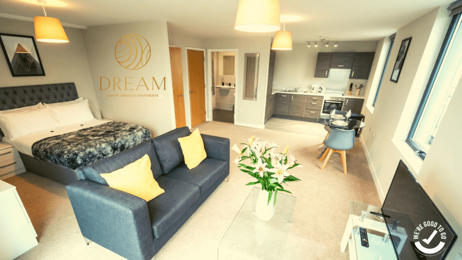 Dream Luxury Serviced Apartments