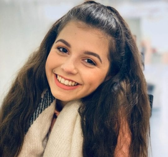 A woman with the Voice of an angel from Antrim in Northern Ireland has reached the final in a national competition to find young adults who have helped in their communities during the 2020 pandemic.