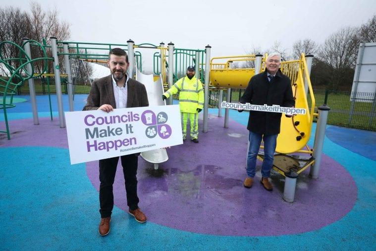 Councils Make It Happen