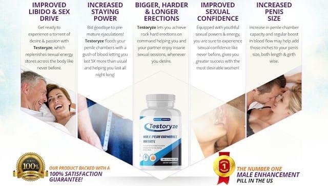 Testoryze Male Enhancement