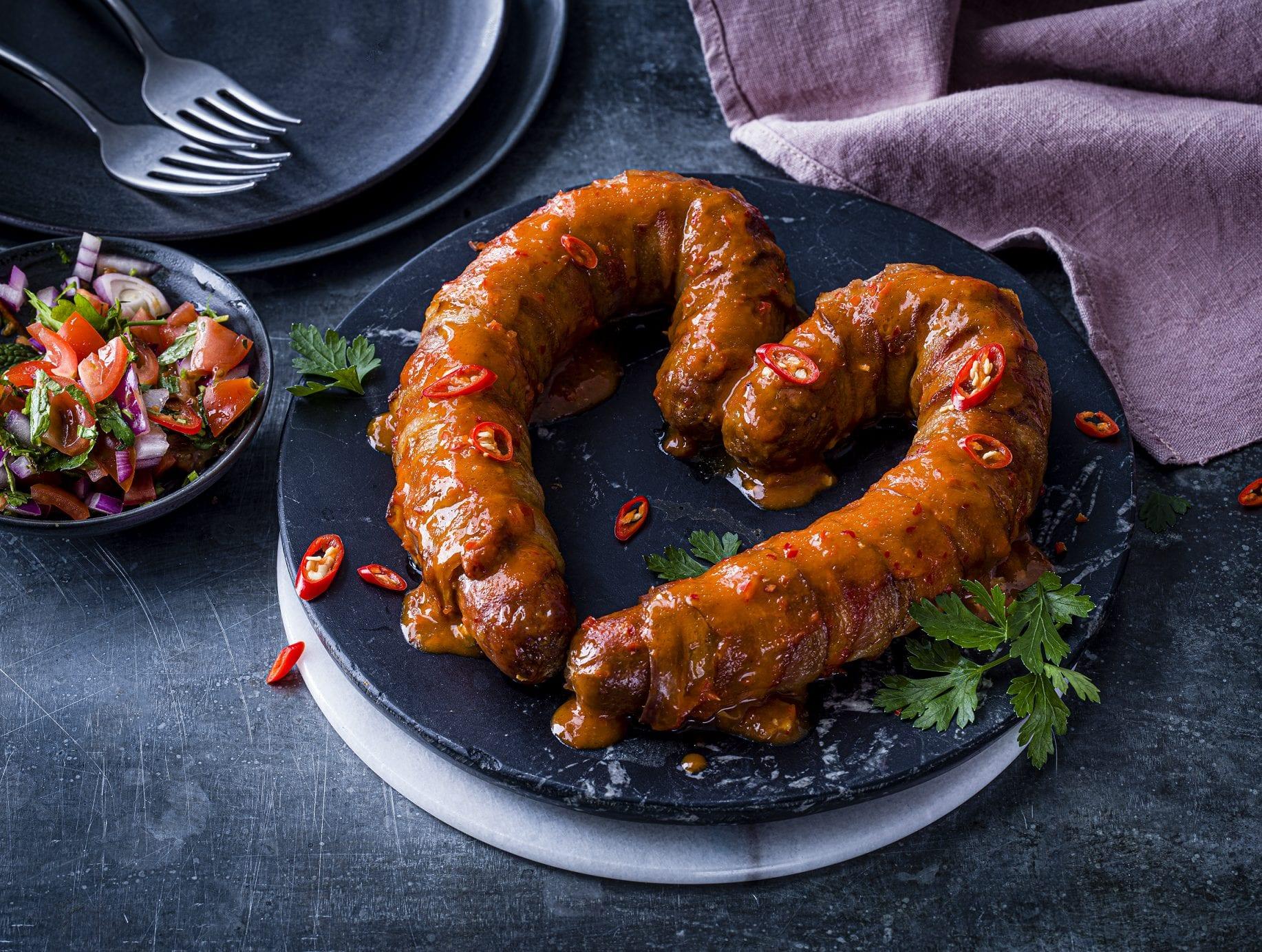 M&S Love Sausage