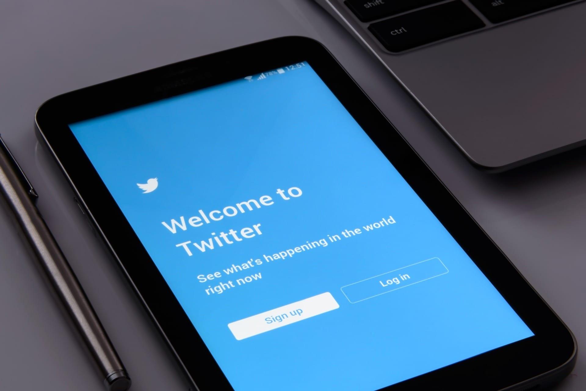 business marketing on Twitter