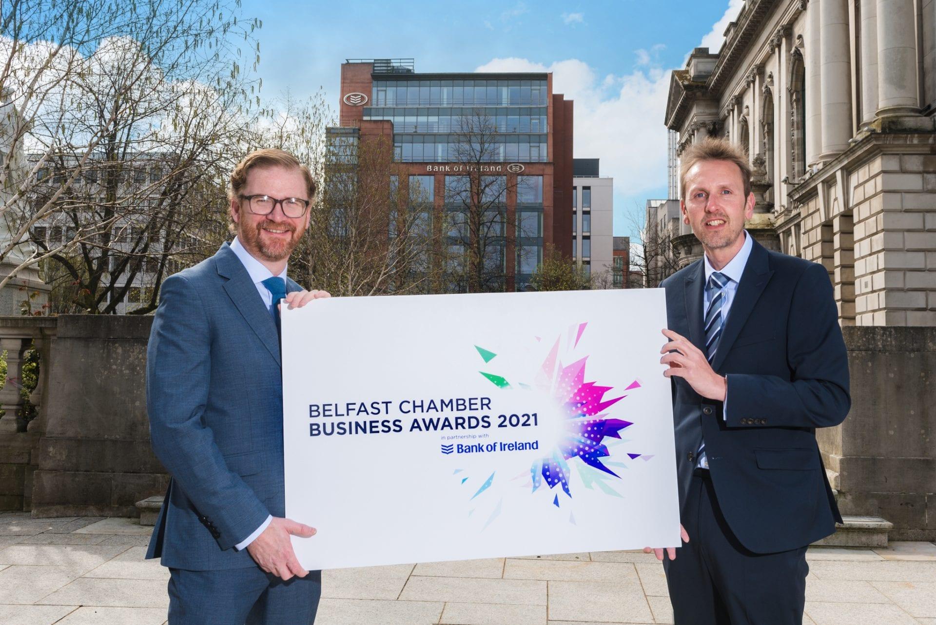 Belfast Chamber Business Awards 2021