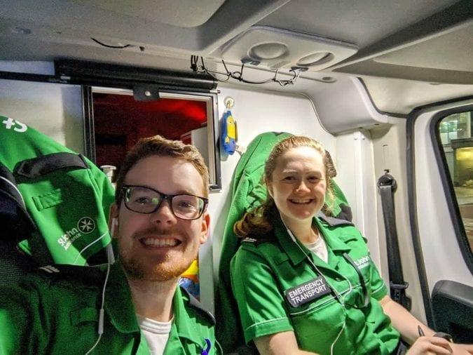 Defibrillator Fund Walk