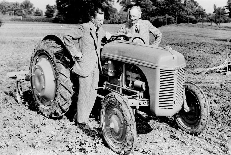 Ferguson Tractor Day